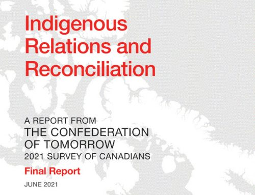 National survey shows increased support among non-Indigenous Canadians for Indigenous rights and reconciliation